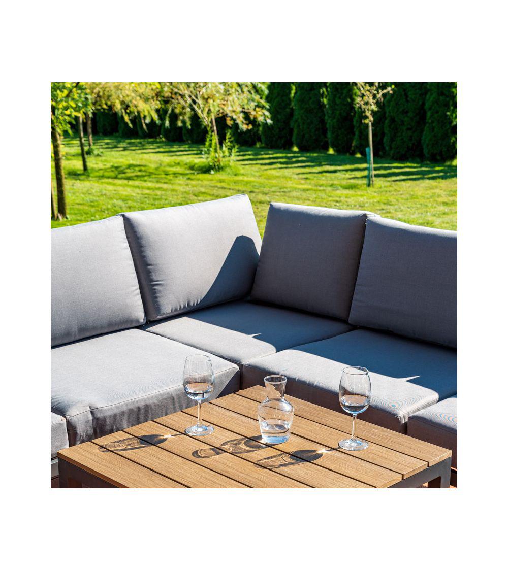 zestaw mebli ogrodowych - zestaw ogrodowy